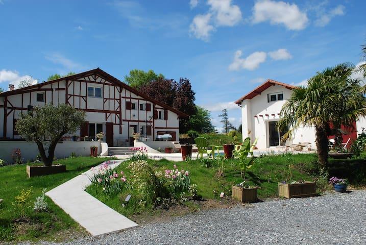 Domaine de la Barthe (Gite de France 3 épis)