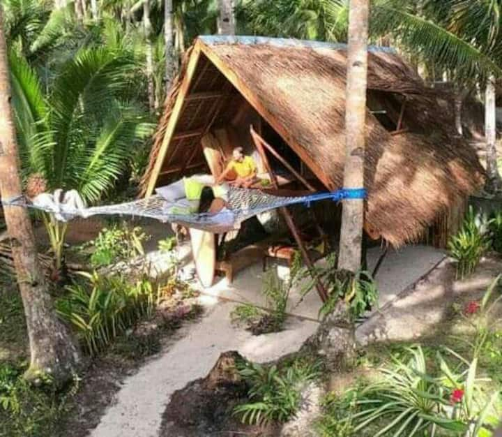 SIARGAO SKATEFARM BEACHFRONT TREEHOUSE