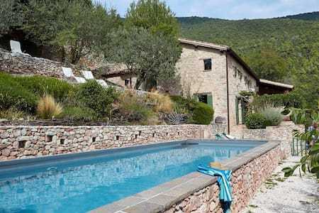 La Bella Vista: Rustic Dream near Spoleto