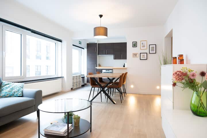 Trendy apartment in the historical center