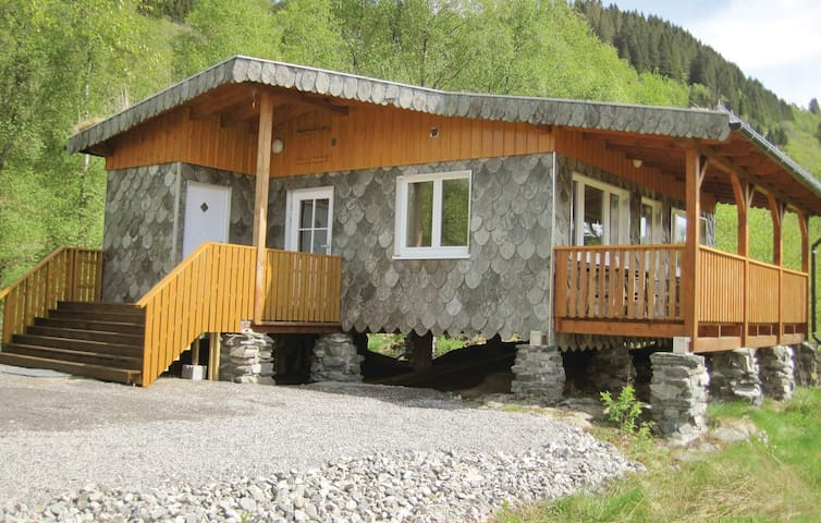 Holiday cottage with 2 bedrooms on 60 m² in Lonevåg