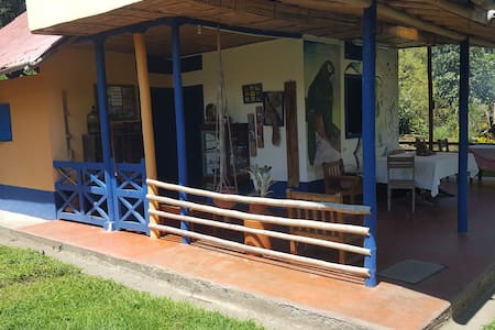 Albergue Azul, Ecological and Educational Farm