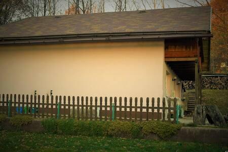 Place for you near the lake - Banská Štiavnica
