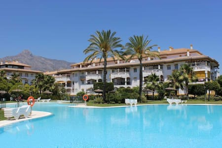 Luxury Puerto Banus w/pool & tennis - Marbella