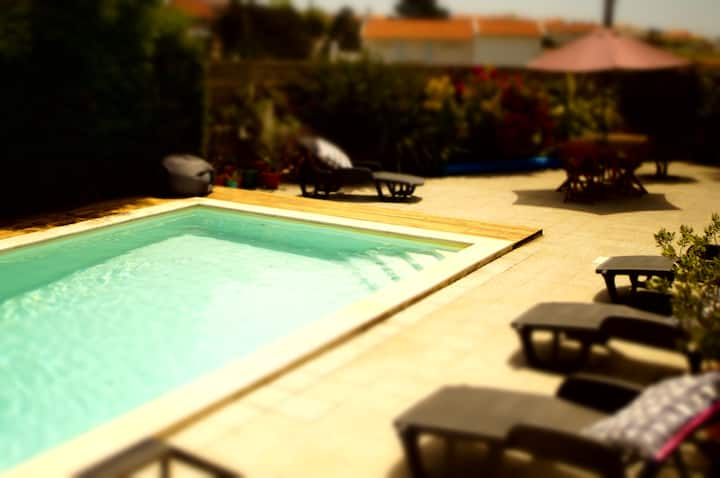 Silvercoast apartments-Tulip Swimming pool+Jacuzzi