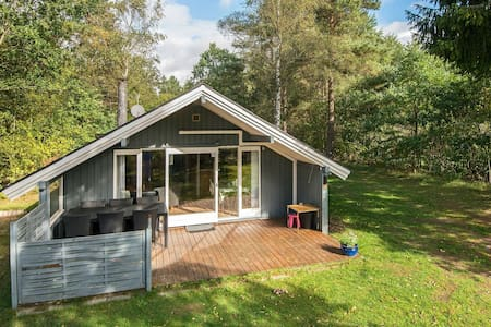Charming Holiday Home in Ebeltoft Near Forest