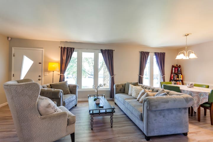 Beautiful Private room in Quiet House! - Nashville - Huis
