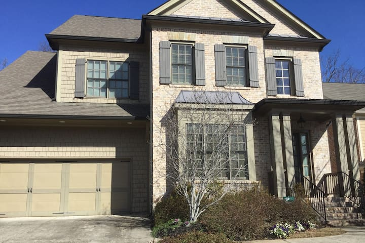Beautiful Comfy Home w/ Full Basement - Smyrna - Casa