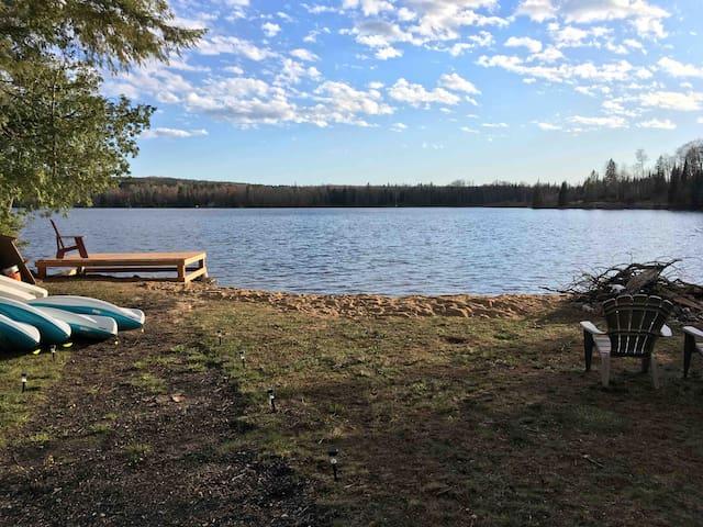 Private All-Seasons Muskoka Lakefront Adventure