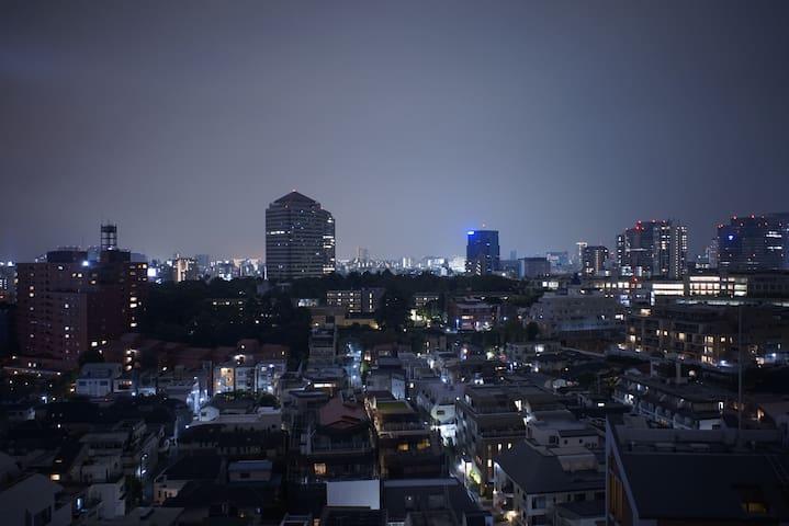 Great apt. only 4 min walk from Shinagawa station. - Minato - Apartamento