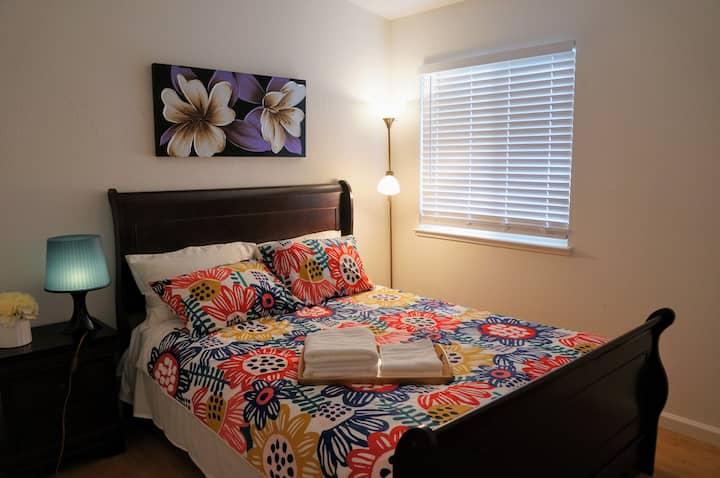 Sacramento Cozy Room(No.3) shared Bathroom