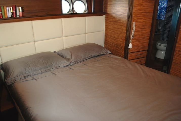 Captain Room- Boat&Bed Blue III - Sardinia - Arbatax - Båt