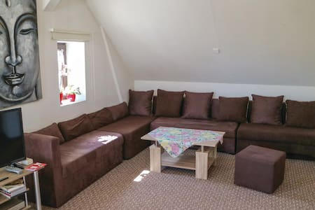 Holiday apartment with 1 bedroom on 80m² in Rankwitz