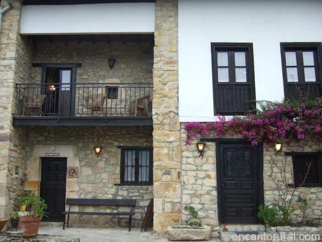 Casa Güelin Tresgrandas - Tresgrandas - House