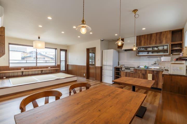 Common room / kitchen