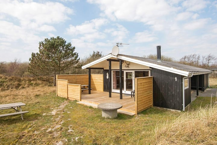 Pretty holiday home in Fanø with Sauna
