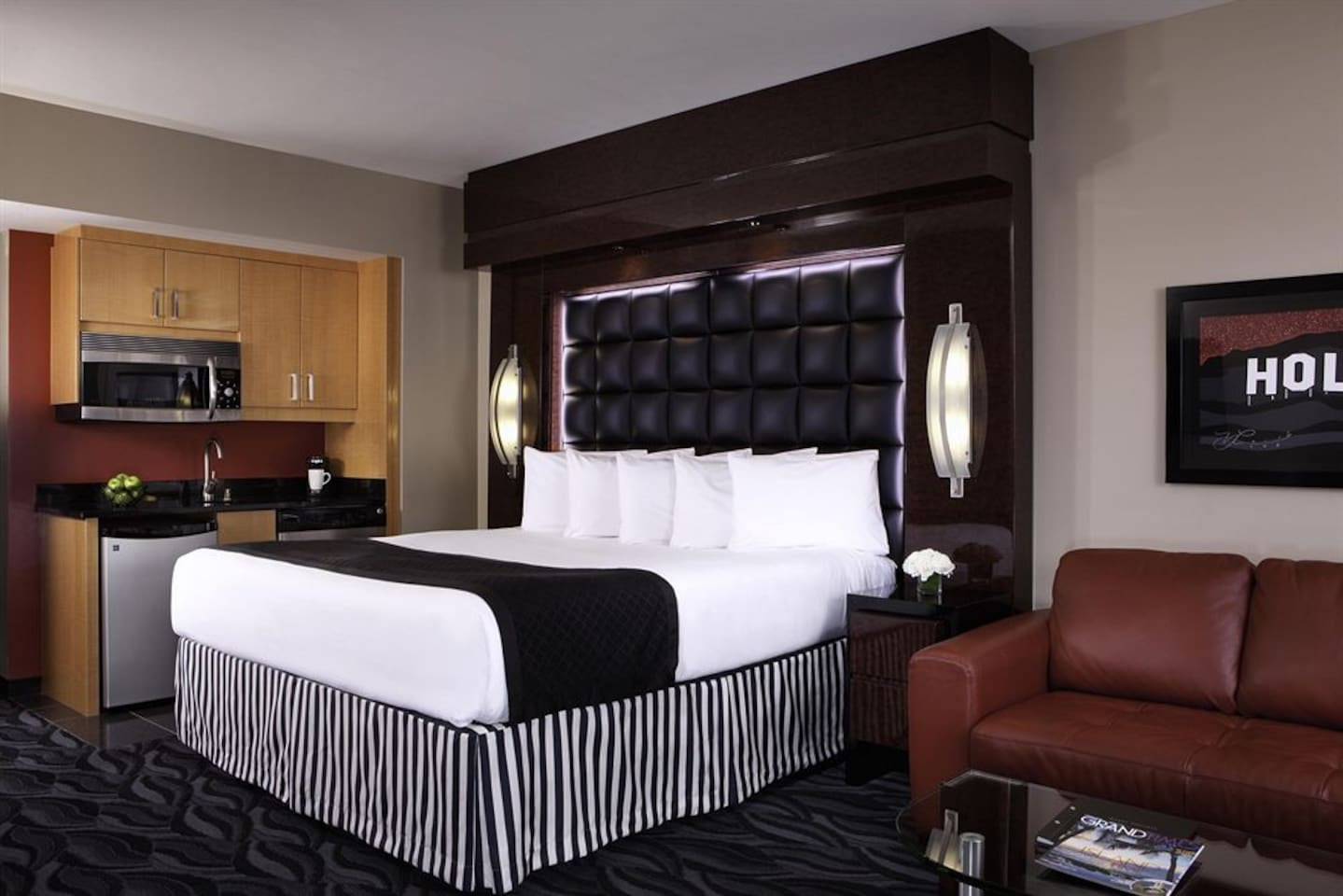elara 2 bedroom suite. Elara Planet Hollywood 2 Bedroom Suite in Las Vegas  Nevada United States