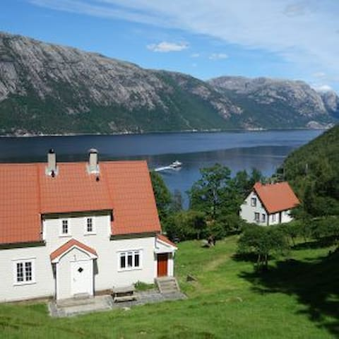 View Lysefjord