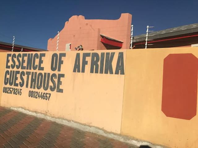 Essence of Africa Guesthouse