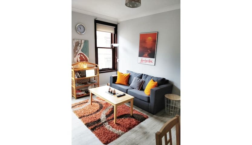 Fantastic apartment in the heart of Glasgow!