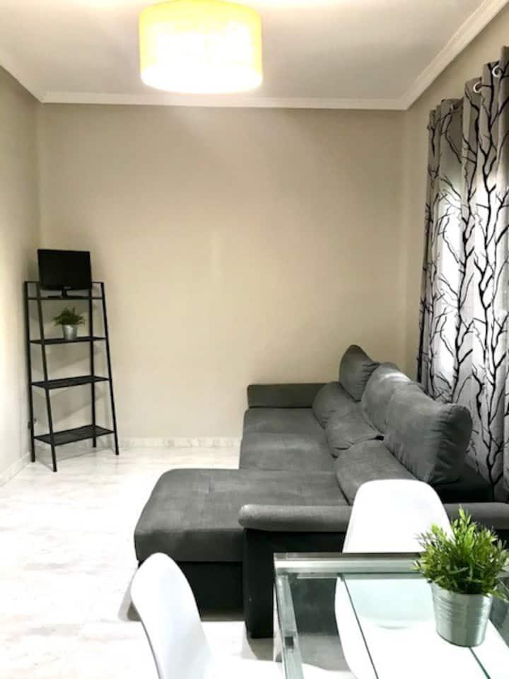 Habitación Privada / Arganzuela Interior 1