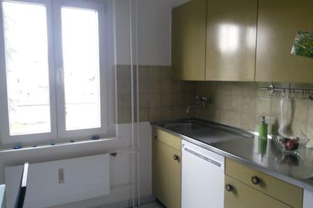 Zimmer für 1-2 Personen/Kleinfamilie - Arbon - 公寓