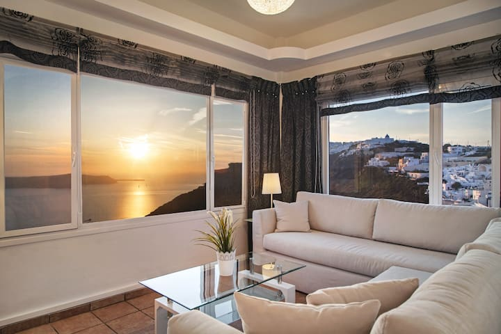 "Airth House ""Two Bedroom Apartment"" - Thira - Apartamento"