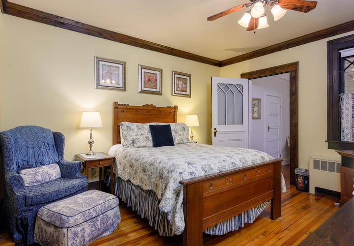 #3 Dogwood Room - Oakland Cottage B&B