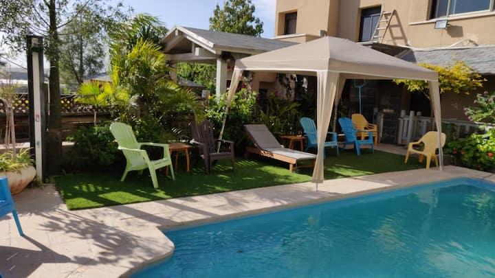 Paradise in Kibbutz Bet HaShitta