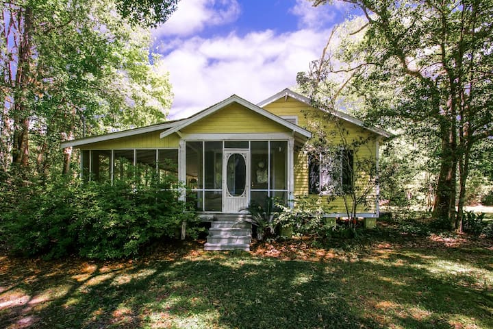 Cozy Cottage in Abita Springs, NOLA Northshore