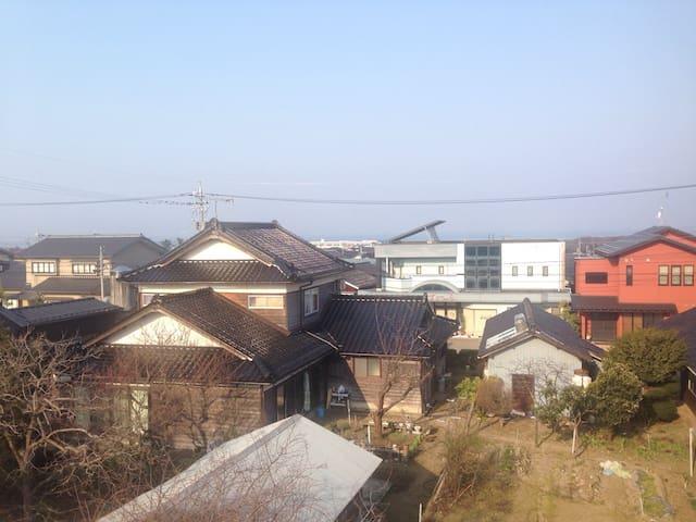Quite clean friendly room - Kahoku - Wohnung