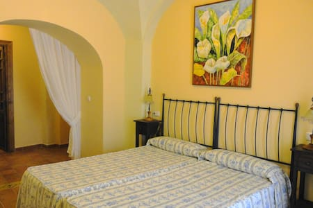 Habitación 1 confortable y acogedora - Aldea del Cano