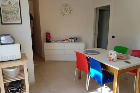 Delizioso appartamento al  mare - marina di San Lorenzo  - 公寓