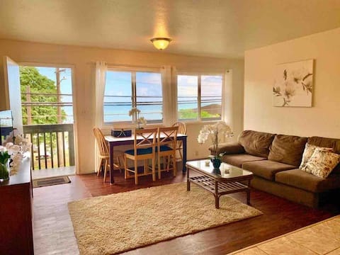 Iznajmljivanje dve spavaće sobe sa pogledom na okean (30+ dana)