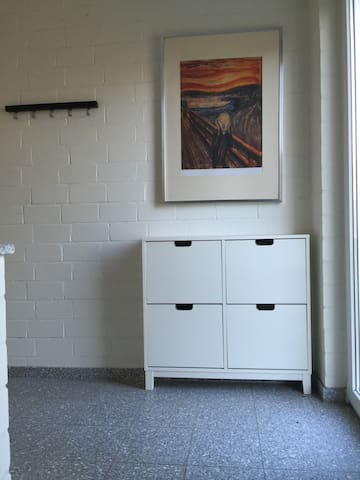 Modern ausgestattete Wohnung -  High end Flat.