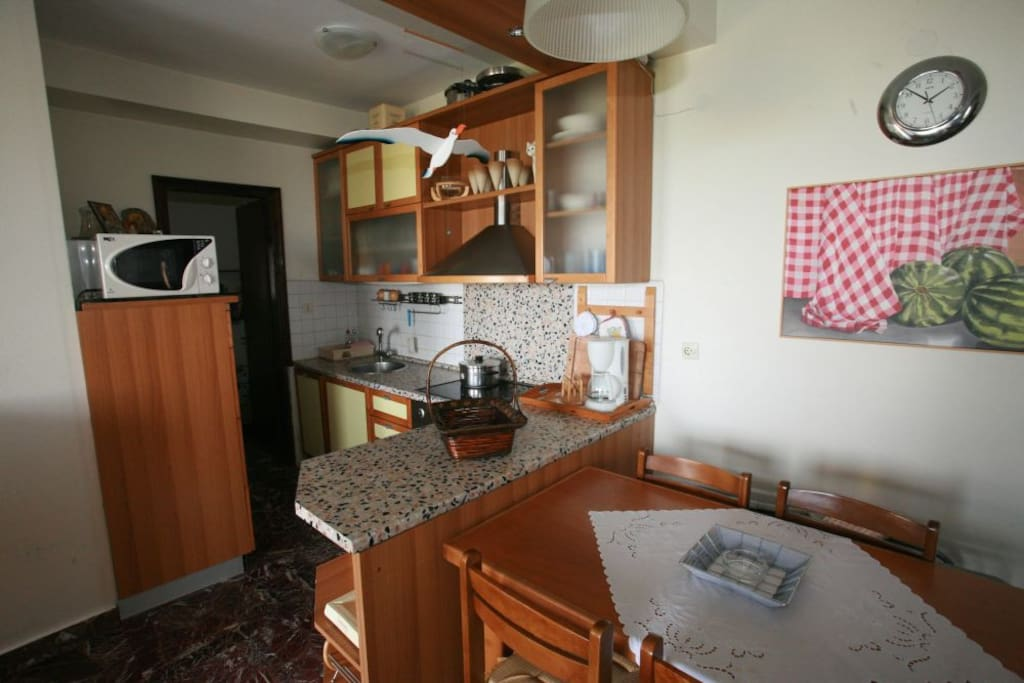 Kitchen & Diving table