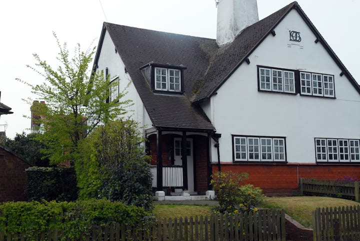 cottage in beautiful village close to Chester
