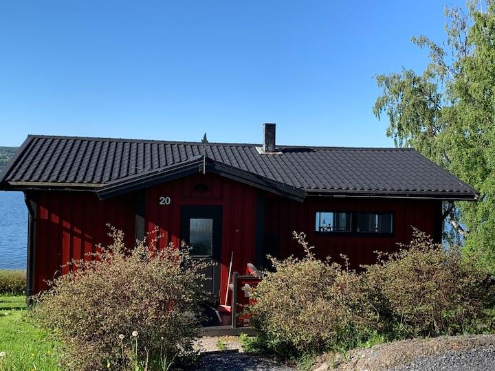 Villa Björkvik, Odensala, Östersund