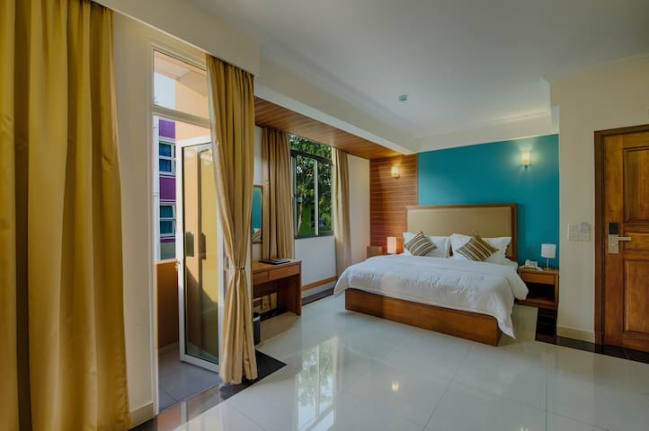 Budget Stay for Couples & Families-Maldives