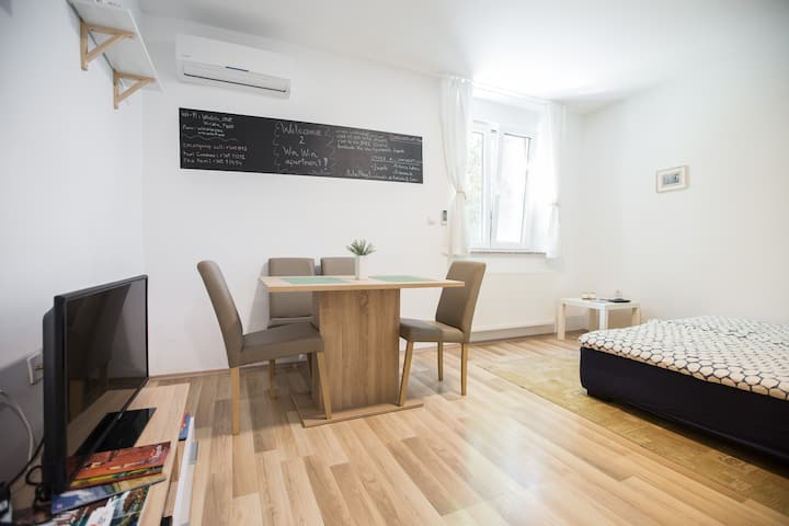 Win Win Apartments Zagreb (Studio)