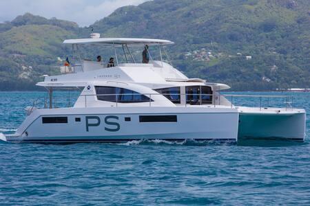 2014 Leopard PowerCat 51' Yacht PS - Mahé - Barca