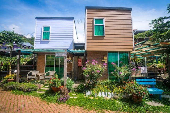 Japanese house @ Kopi Valley, Kundasang Sabah