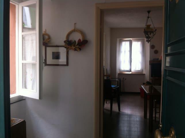 Accogliente Appartamento In Centro - Santo Stefano d'Aveto - Leilighet