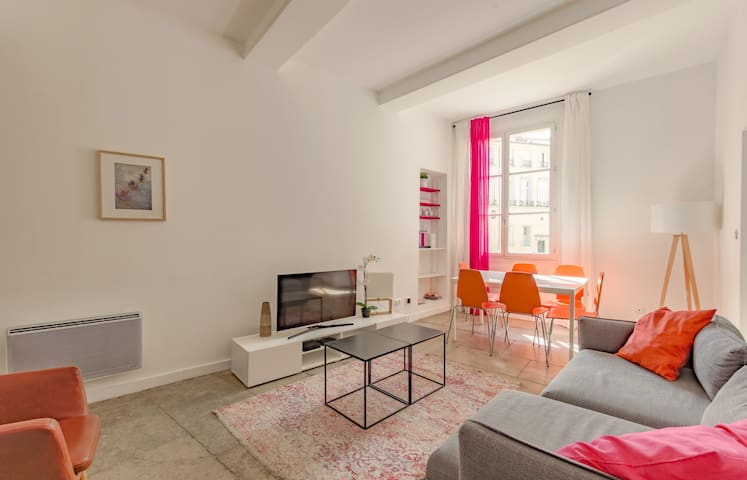 NICE 2-BEDROOM APARTMENT - HISTORICAL CENTER