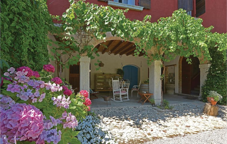 Holiday apartment with 1 bedroom on 70 m² in Manerba del Garda -BS-