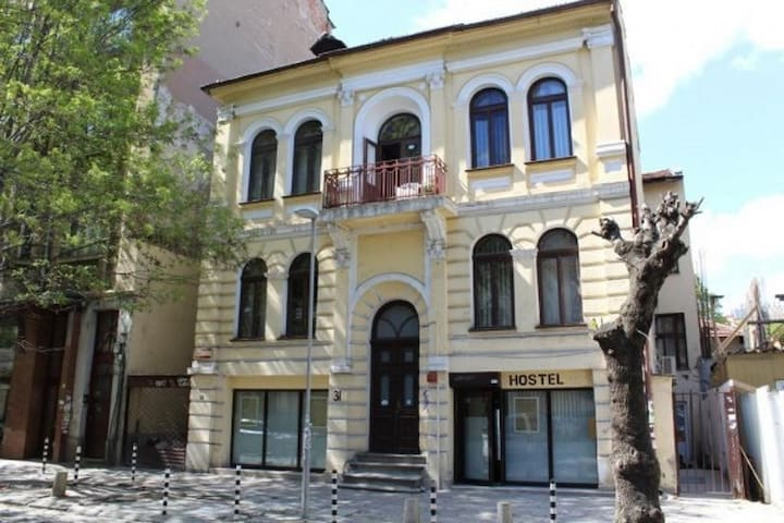 Small Double Room in Smart Hostel Sofia