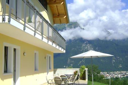 Soggiorno natura relax e benessere - Ponte Nelle Alpi - Polpet - 住宿加早餐