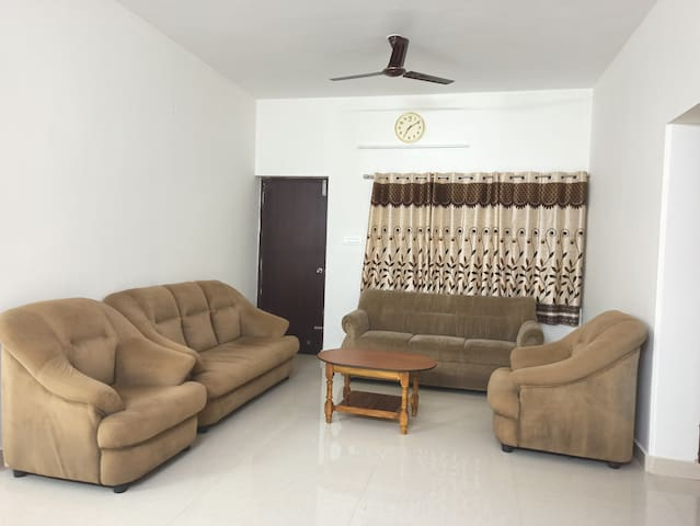 CORNELIO's HAVEN 3bhk off airport road