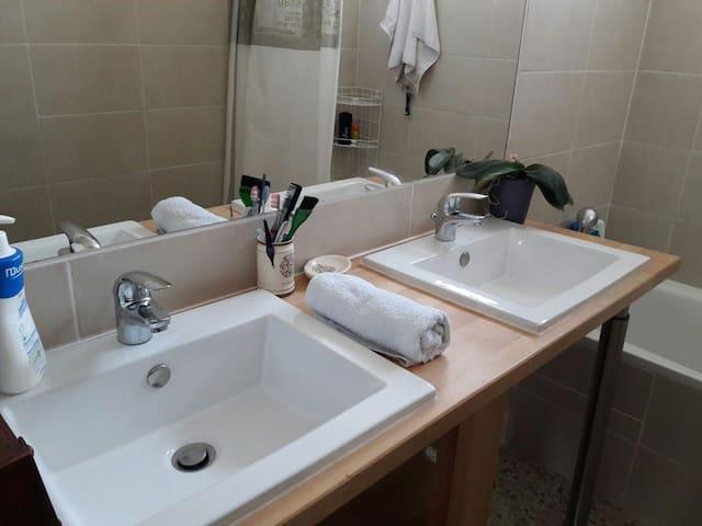 Appart 3 pièces dans résidence calme et verdoyante - Noisy-le-Grand - Lägenhet
