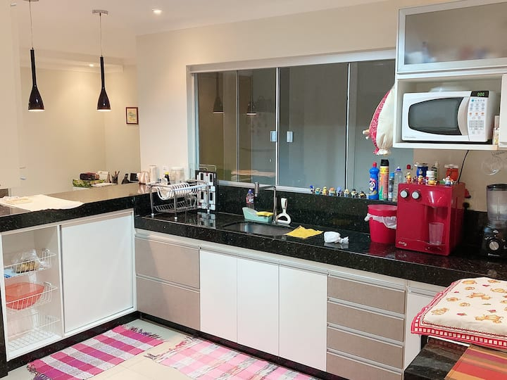 Casa 3 quartos com suite,15 minutos de Brasília